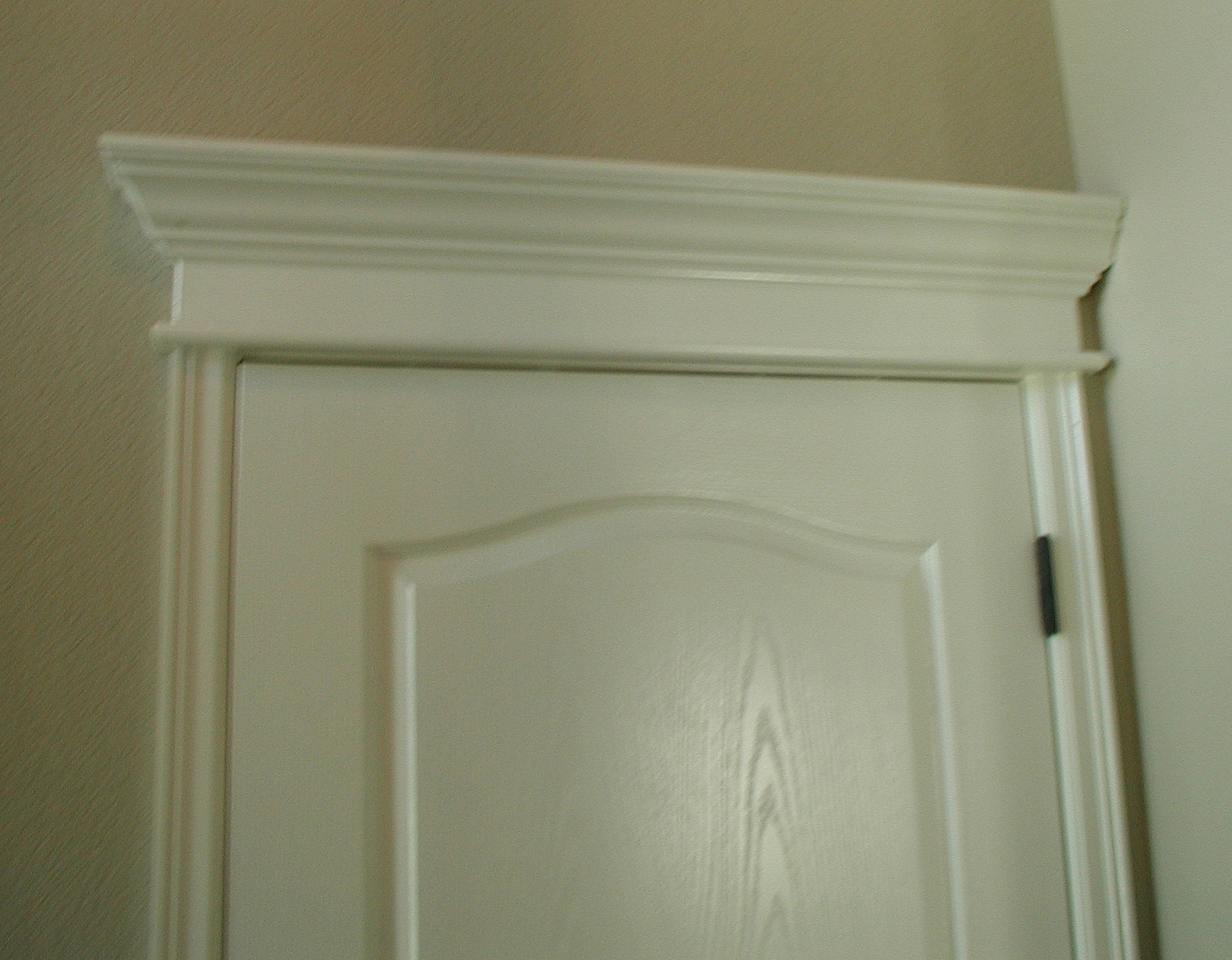 Bathroom Door Lintel Molding