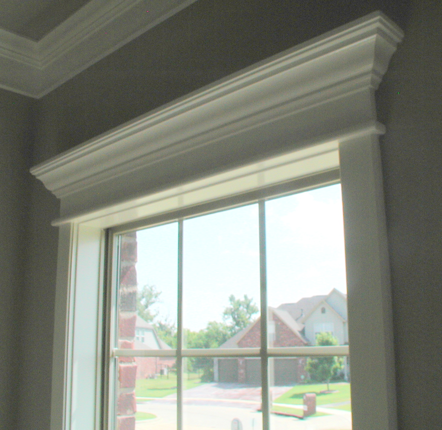 Window trim molding ideas joy studio design gallery for Exterior window design