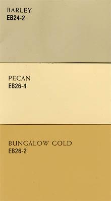 Eddie Bauer Barley Paint Color