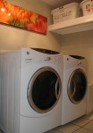 GE front loading washer and dryer