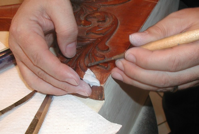 molding epoxy for moulding repair