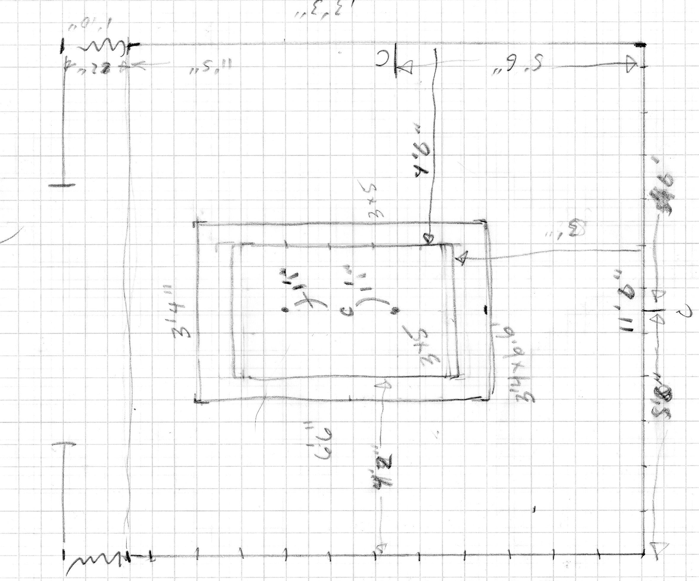 Pearl speciality paint simply rooms by design for Room design graph paper