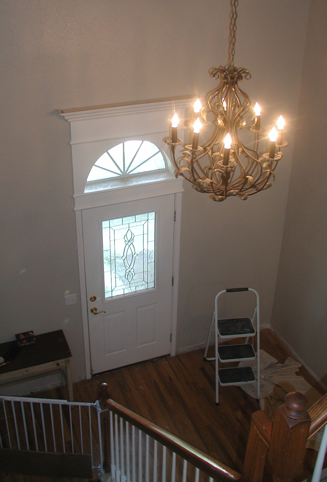 Project Entry Door With Crown Moulding Front Porch Cozy