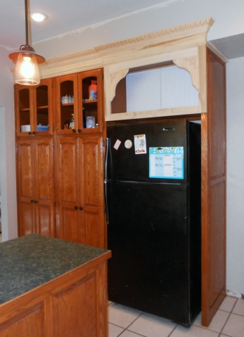 Kitchen Cabinet Carpentry Stage Finished Simply Rooms