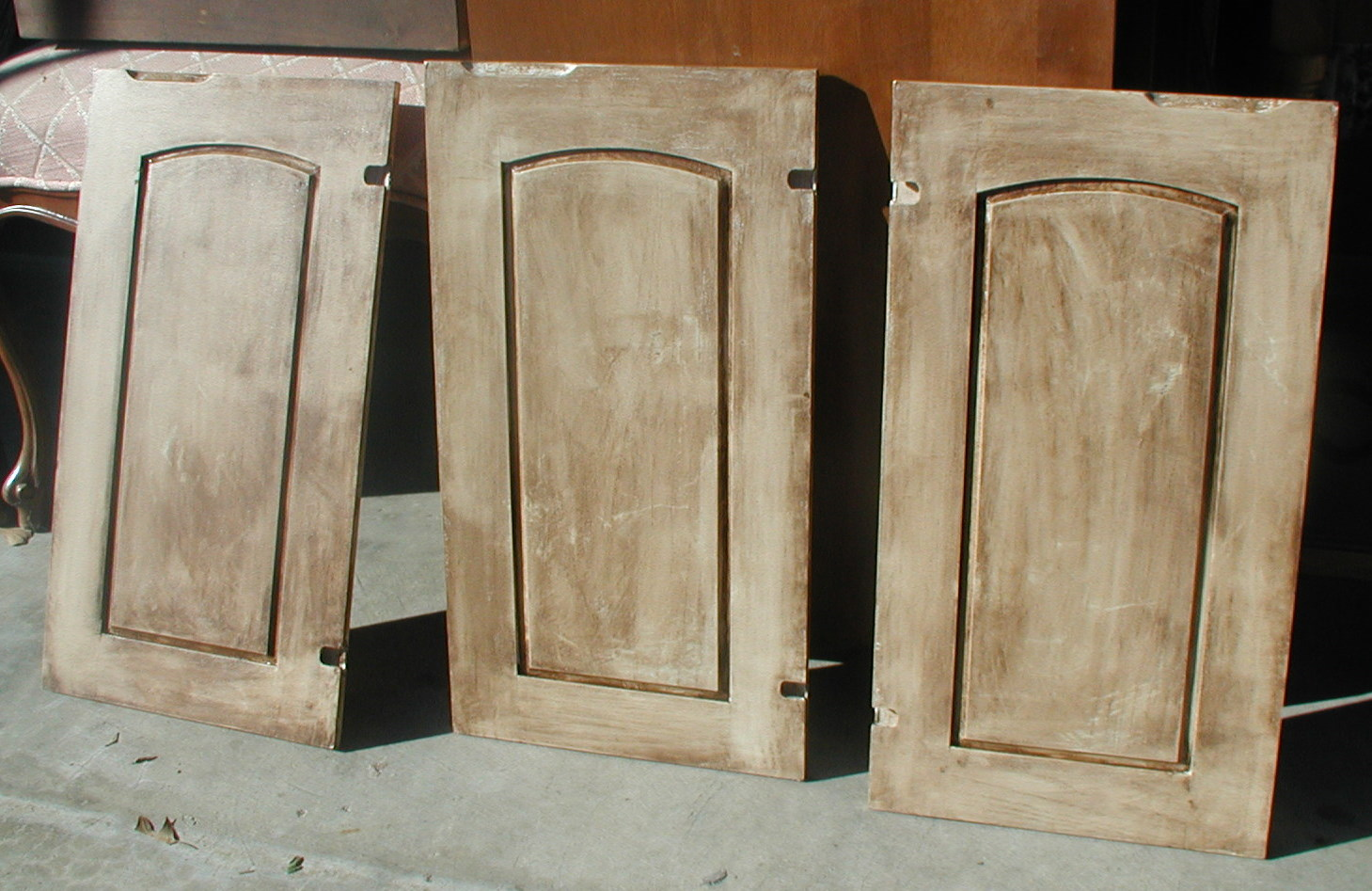 Cabinet Door Backs