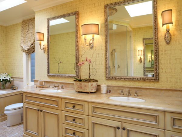 Master Bathroom Lighting