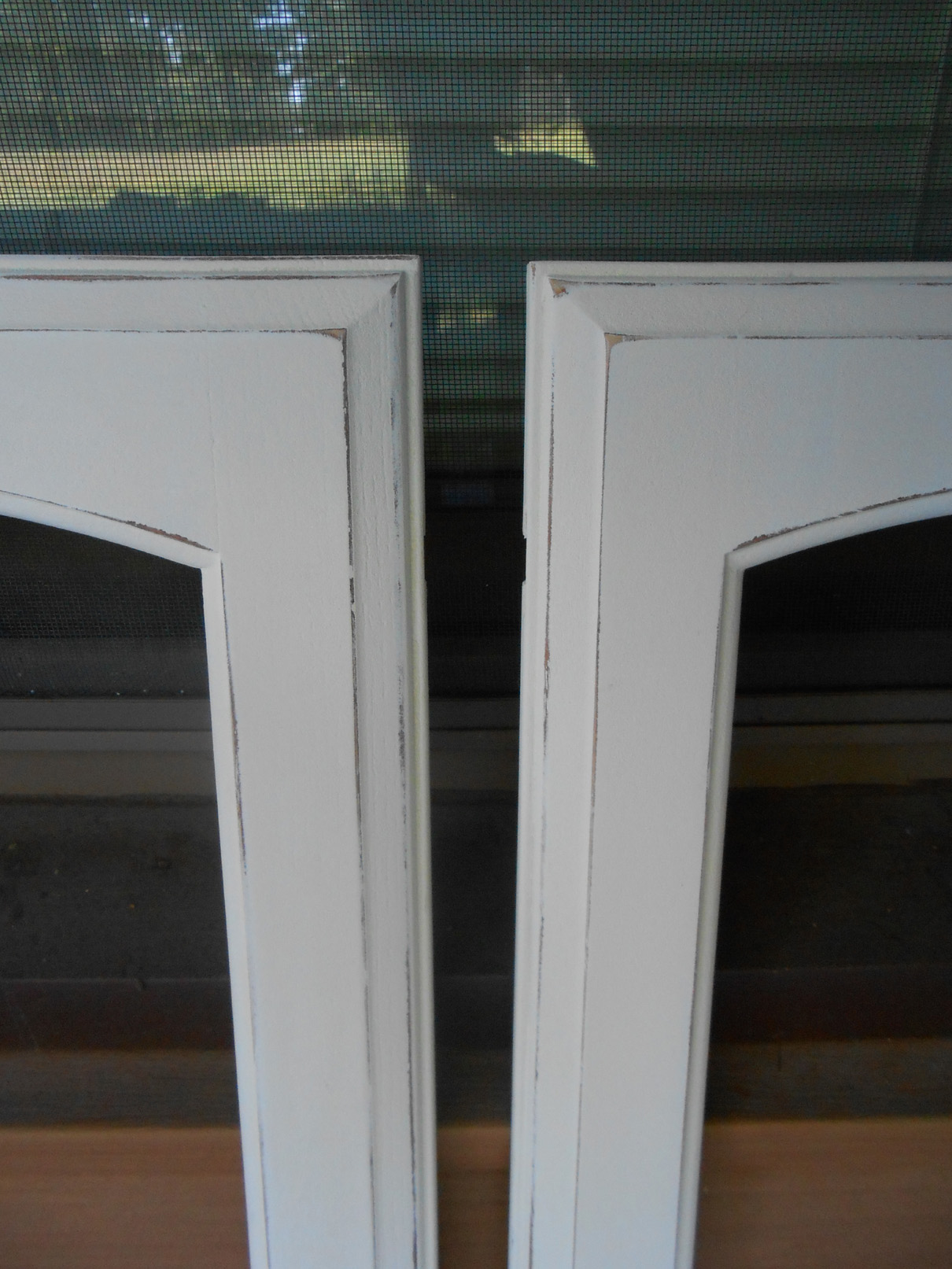 Painting Oak Kitchen Cabinetry With Chalk Paint Doors