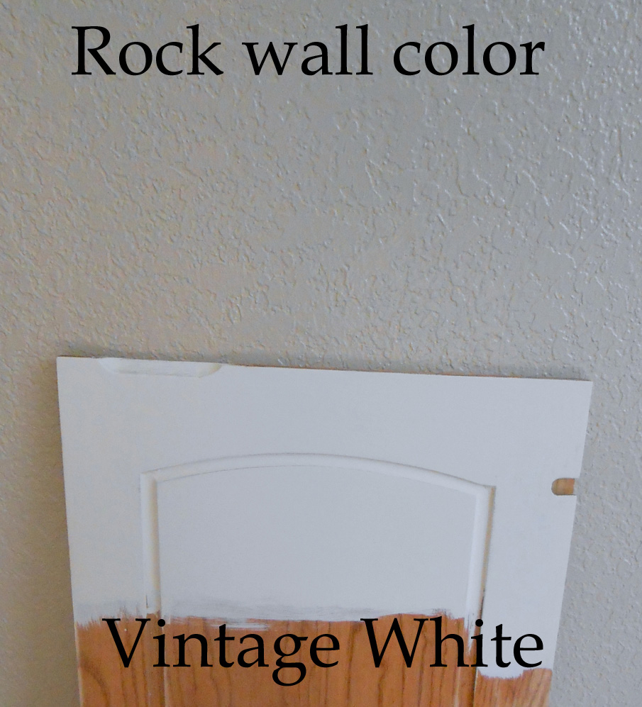 Paint Color For Kitchen With Oak Cabinets Gallery Of Chalk: Using Chalk Paint For Oak Kitchen Cabinets (test Door
