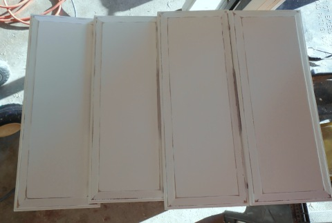 Painting Oak Kitchen Cabinetry With Chalk Paint Drawers Simply