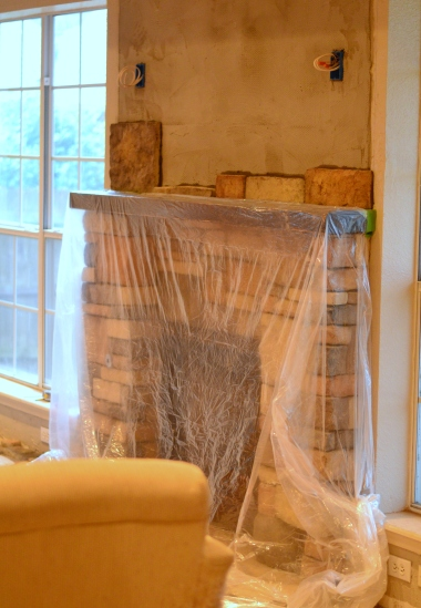 fireplace_plastic_cover